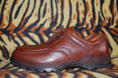 Туфли мокасины CLARKS р.43,5 original CAMBODIA