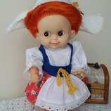 Кукла куколка винтажная Япония