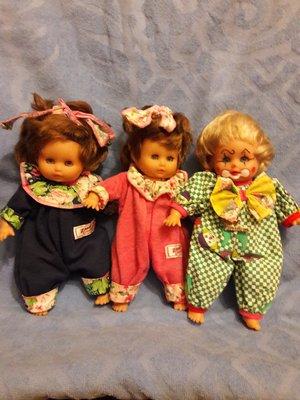 Куколки Zaph creation 1988 года
