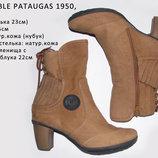 Полусапоги ботильоны, ботинки Pataugas р.37 Франция