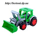 Трактор Гигант Фермер, Тм Wader Арт 66015
