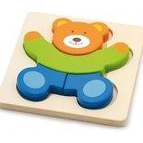 Пазл Viga Toys Медведь