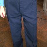 Стильные мужские брюки джинсовый крой