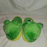 Тапки комнатные жабки 36размер