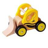 Игрушка Viga Toys Бульдозер
