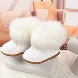 детские сапоги сапожки угги валенки ботинки зимние унты термо
