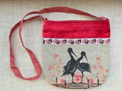 4a54f578ca0f Женская сумка через плечо кросс-боди, ручная работа, яркая текстильная  сумочка, Hand