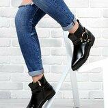 Известный Бренд Sergio Todzi Женские современные ботильоны сапожки ботиночки внутри с утеплителем