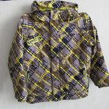 Демисезонная куртка 7-8 лет