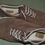 Стильные кожаные мокасины M&S