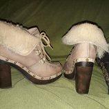 Ботильоны ботинки 25 см по стельке