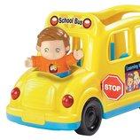 VTech Go Go Школьный автобус Smart Friends Learning Wheels School Bus