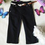 Льняные штаны Girls 2г 92см Мега выбор обуви и одежды
