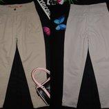 Штаны чинос DenimCo 9-10л 134-140см Мега выбор обуви и одежды