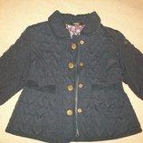 Легкая стеганная куртка George 2-3г