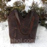 Жіноча шкіряна сумка Рouch2 кожаная сумка ручної роботи, майстерня PalMar