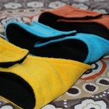 Манишка-Бафф двухцветный, двухсторонний, 16 цветов