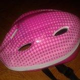 Защитный шлем для езды на велосипеде, роликах или самокате
