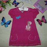 Платье Bratz 4-5л 104-110см Мега выбор обуви и одежды