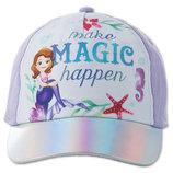 Продам кепки Sofia, Frozen фирмы C&A, Дисней , р. 52, 54.