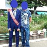 костюм на выпускной фирменный