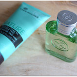 Мужской гель для тела и волос Кедр и Зеленый лимон от Ив Роше, 200 мл