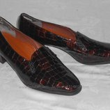 Кожаные туфли ROHDE 40 размер