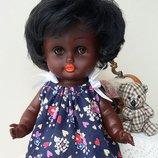 Кукла этническая негр E.K. Гдр Германия