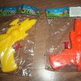 пистолеты водяные