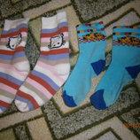 Носки на 2-4 годика