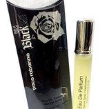 Мужской мини парфюм Paco Rabanne Black XS 20 ml