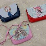 Прикольная детская сумочка,3 вида, новая