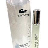 Мужской мини парфюм Lacoste Eau De L.12.12 Blanc 20 ml