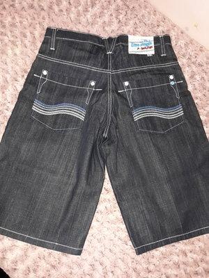 Новые мужские джинсовые шорты. 32 размер.