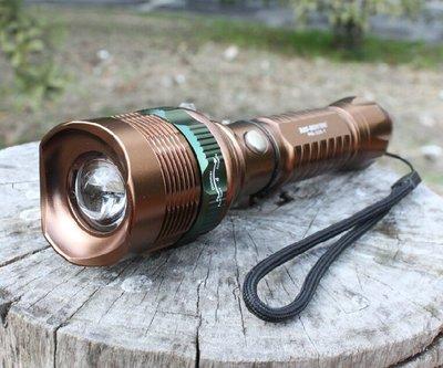 Фонарик Gold light 3000