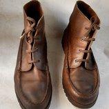 Оригинал Timberland ботинки демисезон размер 11, 44-45 стелька 30,5 см