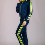 Спортивный костюм Классик темно синий