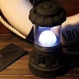 Фонарик лампа в палатку 11 led
