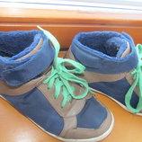 демисезонные ботинки 35 размер