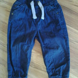 Котоновые штанишки TU для мальчика, р.80-86