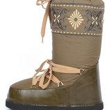 Сапоги луноходы Moon Boots 2 цвета
