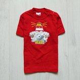 Яркая футболка для мальчика. Europe Trend Sports. Размер 1.5 года. Состояние идеальное