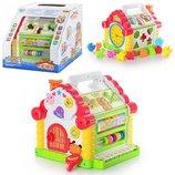 Развивающая музыкальная игрушка Теремок 9196 JOY TOY
