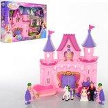 Замок принцессы с каретой SG-2965