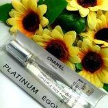 Chanel Egoïste Platinum М
