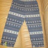 Пижамные штаны с начесом Rebel на 3-4г. В отличном состоянии.