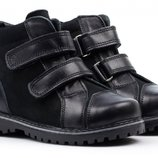 Кожаные Красивые и качественные зимние ботинки Тм Tiranitos Украина 27 и 28 р.р.