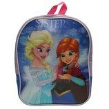Детский рюкзак Disney голографическая живая картинка Фрозен, Эльза, Черепашки,щенки