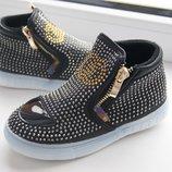 Демісезонні черевички для дІвчаток