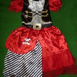 платье пиратки на 11-13 лет